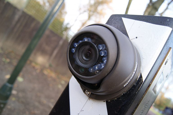 An image of A CCTV camera
