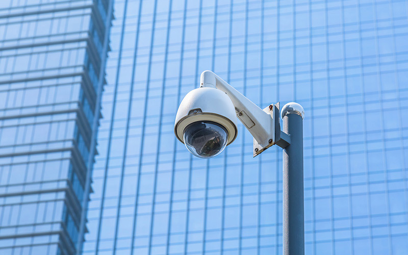 Commercial CCTV Camera System