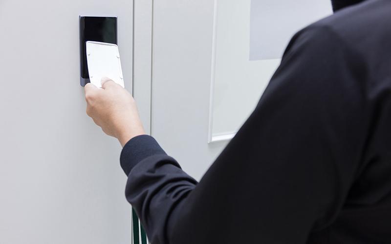Smart-Card-Access-Control
