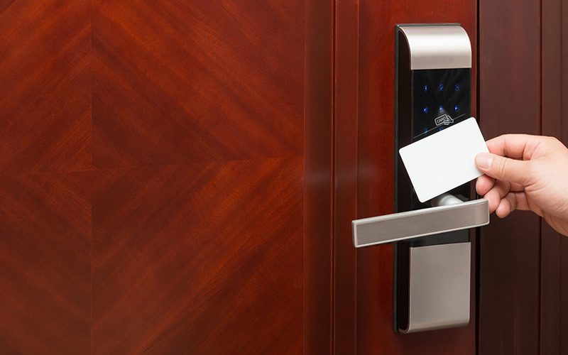 Door Entry System smart card