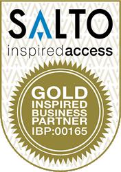 SALTO Gold Inspired Partner